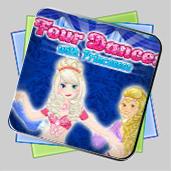 Four Dances With Princesses игра
