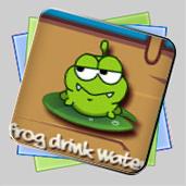 Frog Drink Water игра