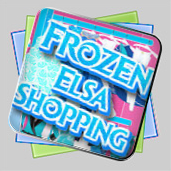 Frozen — Elsa Shopping игра