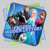 Frozen. Hidden Letters игра