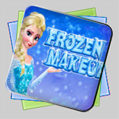 Frozen. Make Up игра