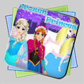 Frozen. Princesses игра