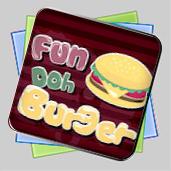 Fun Dough Burger игра