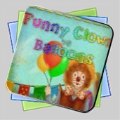 Funny Clown vs Balloons игра
