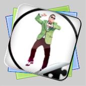 Gangnam Style Puzzles игра