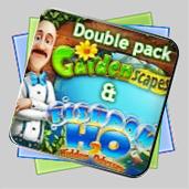 Gardenscapes & Fishdom H20 Double Pack игра