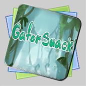 Gator Snack игра