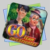 GO Team Investigates: Solitaire and Mahjong Mysteries игра