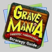 Grave Mania: Pandemic Pandemonium Strategy Guide игра