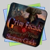 Grim Facade: Mystery of Venice Strategy Guide игра