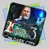 Grim Legends 3: The Dark City игра
