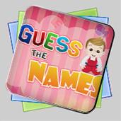 Guess The Names игра