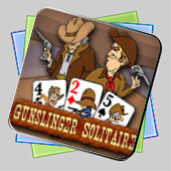 Gunslinger Solitaire игра