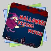 Hallooween Flying Witch игра