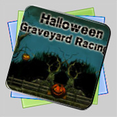 Halloween Graveyard Racing игра