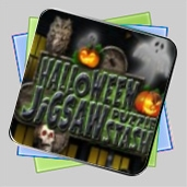 Halloween Jigsaw Puzzle Stash игра