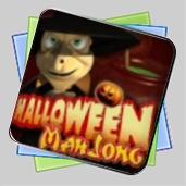 Halloween Mahjong игра