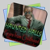 Haunted Halls: Fears from Childhood Strategy Guide игра