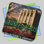 Haunted Halls: Green Hills Sanitarium Collector's Edition игра