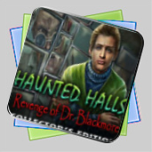 Haunted Halls: Revenge of Doctor Blackmore Collector's Edition игра