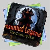 Легенды о призраках. Проклятье книги Вокс. Коллекционное издание игра