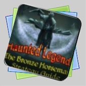 Haunted Legends: The Bronze Horseman Strategy Guide игра