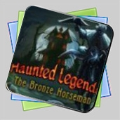 Haunted Legends: The Bronze Horseman Collector's Edition игра
