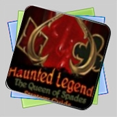 Haunted Legends: The Queen of Spades Strategy Guide игра