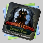 Haunted Legends: Twisted Fate Collector's Edition игра