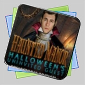 Haunted Manor: Halloween's Uninvited Guest Collector's Edition игра