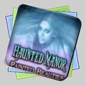 Haunted Manor: Painted Beauties игра