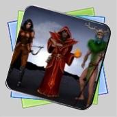 Heroes of Mangara игра