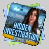 Hidden Investigation: Who Did It? игра