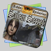 Hidden Mysteries: Salem Secrets игра