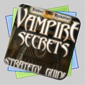 Hidden Mysteries: Vampire Secrets Strategy Guide игра