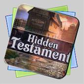 Hidden Testament игра