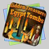 Hidden Treasures: Egypt Tombs игра