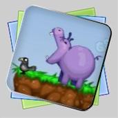 Hippo's Feeder игра