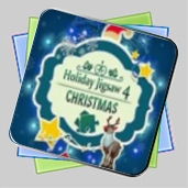 Holiday Jigsaw Christmas 4 игра