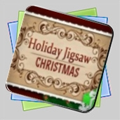 Holiday Jigsaw Christmas игра