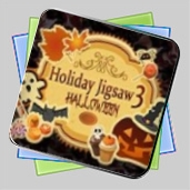 Holiday Jigsaw Halloween 3 игра