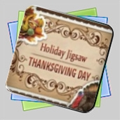 Holiday Jigsaw Thanksgiving Day игра