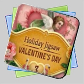 Holiday Jigsaw Valentine's Day 3 игра