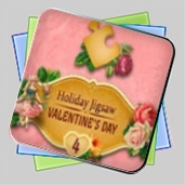 Holiday Jigsaw Valentine's Day 4 игра