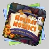 Holiday Mosaics Halloween Puzzles игра