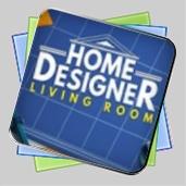Home Designer: Living Room игра
