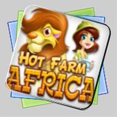 Hot Farm Africa игра
