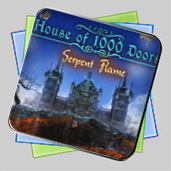 Дом 1000 дверей. Змеиное пламя. Коллекционное издание игра