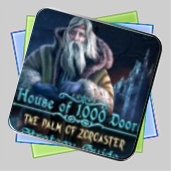 House of 1000 Doors: The Palm of Zoroaster Strategy Guide игра