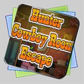 Hunter Cowboy Room Escape игра